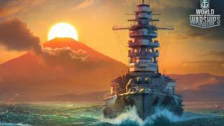 Доктор Рандом. Растущий линкор ____ в World of Warships | WoWs