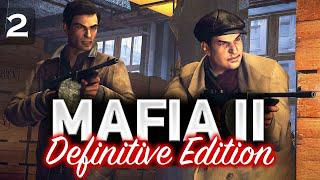 MAFIA II: Definitive Edition ☀ Полное прохождение ☀ Часть 2