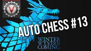 Dota Auto Chess обновился и принес Winter Wyvern! - Vspishka в DAC #13
