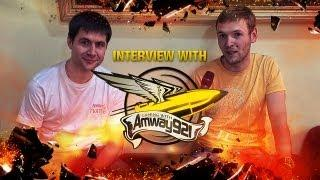 Interview with Amway921WoT @ Ural Steel 2013 (Eng Subs - 30th of Sep)