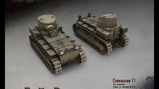 World of Tanks обзор танка T1