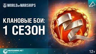 Клановые бои в World of Warships